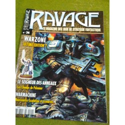 RAVAGE Nº 24 (FRANCES)