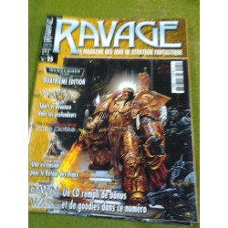 RAVAGE Nº 25 (FRANCES)
