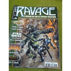 RAVAGE Nº 26 (FRANCES)