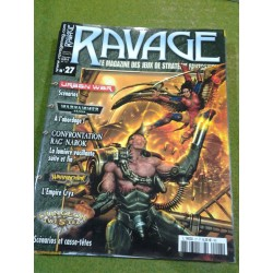 RAVAGE Nº 27 (FRANCES)