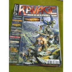 RAVAGE Nº 29 (FRANCES)