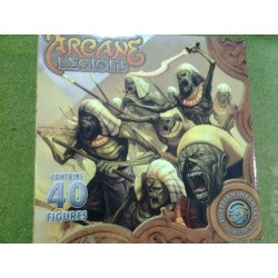 ARCANE LEGIONS: EGYPTIAN INFANTRY ARMY PACK