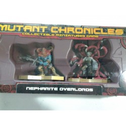 MUTANT CHRONICLES: NEPHARITE OVERLORDS