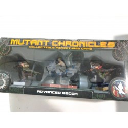MUTANT CHRONICLES: ADVANCED RECON