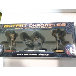 MUTANT CHRONICLES: 13TH BANSHEE DIVISION