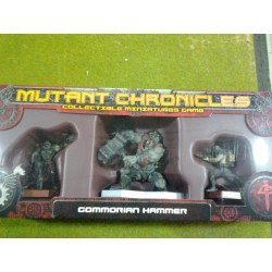 MUTANT CHRONICLES: GOMMORIAN HAMMER