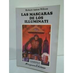 LAS MASCARAS DE LOS ILUMINATI (LLEVA UN ROTO EN PORTADA)