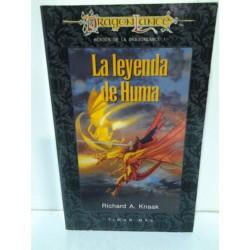 LA LEYENDA DE HUMA
