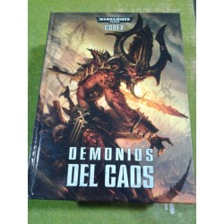 DEMONIOS DEL CAOS: CODEX