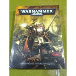 WARHAMMER 40000: LIBRO DE REGLAS 2012