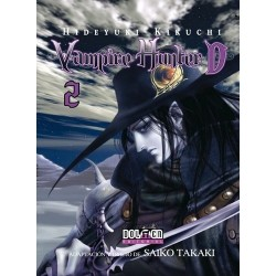 VAMPIRE HUNTER D Nº 2