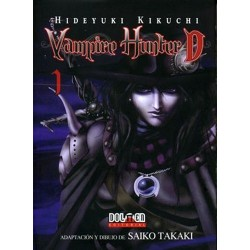 VAMPIRE HUNTER D Nº 1
