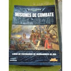 WARHAMMER 40000 MISIONES DE COMBATE