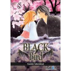 BLACK BIRD Nº 8