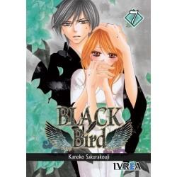 BLACK BIRD Nº 7