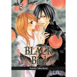 BLACK BIRD Nº 5