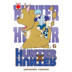 HUNTER X HUNTER Nº 6