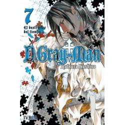 D.GRAY-MAN Nº 7