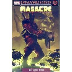 MASACRE VOL.2 Nº 1 UNO DE LOS NUESTROS 3ª EDICIÓN