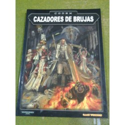 CAZADORES DE BRUJAS: CODEX