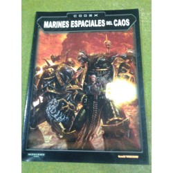 MARINES ESPACIALES DEL CAOS: CODEX