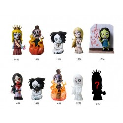 LIVING DEAD DOLLS FIGURINES