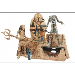THE MUMMY PLAYSET