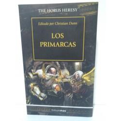 LA HEREJIA DE HORUS Nº 20 LOS PRIMARCAS