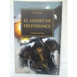 LA HEREJÍA DE HORUS Nº 18 EL ASEDIO DE DELIVERANCE