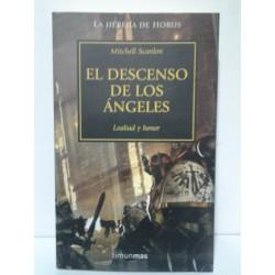 LA HEREJÍA DE HORUS Nº 6 EL DESCENSO DE LOS ÁNGELES