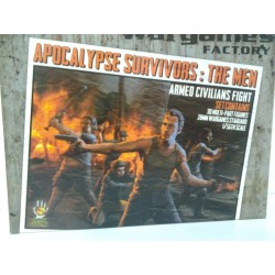 APOCALYPSE SURVIVORS: THE MEN