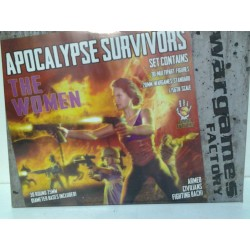 APOCALYPSE SURVIVORS: THE WOMEN