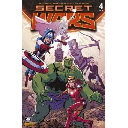 SECRET WARS Nº 4