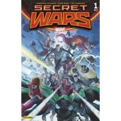 SECRET WARS Nº 1