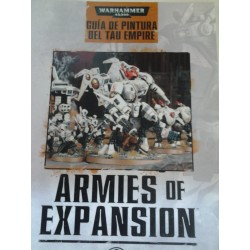 ARMIES OF EXPANSION: GUÍA DE PINTURA DEL IMPERIO TAU
