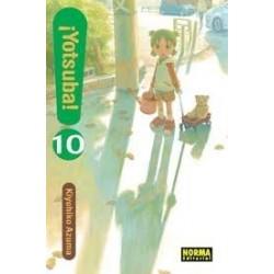 YOTSUBA Nº 10