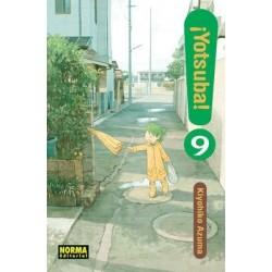 YOTSUBA Nº 9