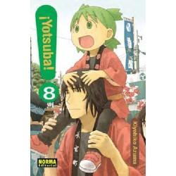 YOTSUBA Nº 8
