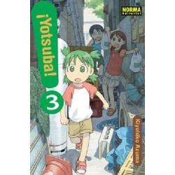 YOTSUBA Nº 3