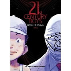 21ST CENTURY BOYS Nº 2