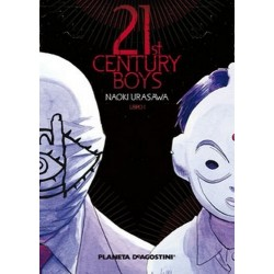 21ST CENTURY BOYS Nº 1