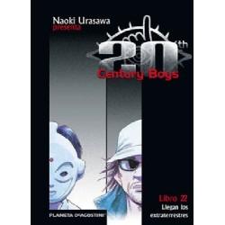 20TH CENTURY BOYS Nº 22