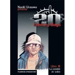 20TH CENTURY BOYS Nº 18