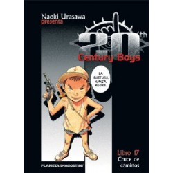 20TH CENTURY BOYS Nº 17