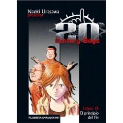 20TH CENTURY BOYS Nº 13