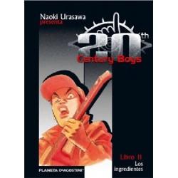 20TH CENTURY BOYS Nº 11