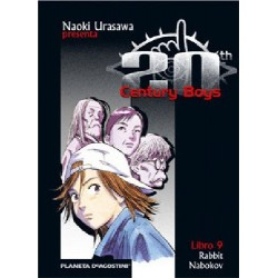 20TH CENTURY BOYS Nº 9
