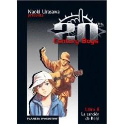 20TH CENTURY BOYS Nº 8