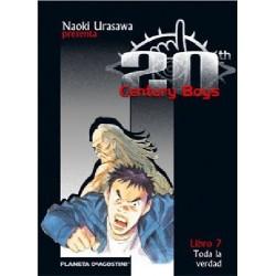20TH CENTURY BOYS Nº 7