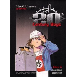 20TH CENTURY BOYS Nº 6